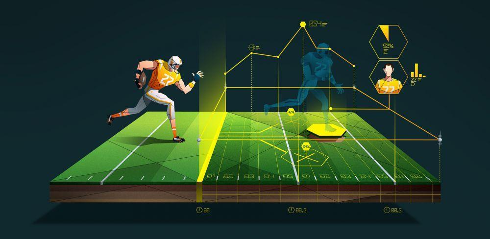 How is Big Data Science used in sports?