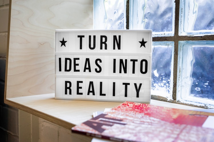 Turn ideas into reality.